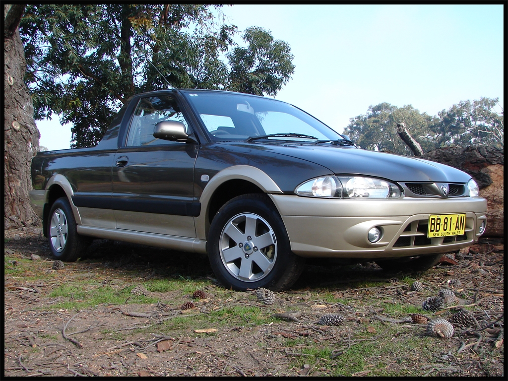 Proton Jumbuck Picture 10 Reviews News Specs Buy Car