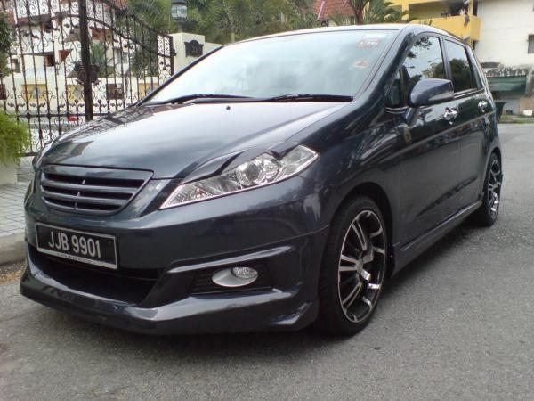 Honda Edix:picture # 7 , reviews, news, specs, buy car