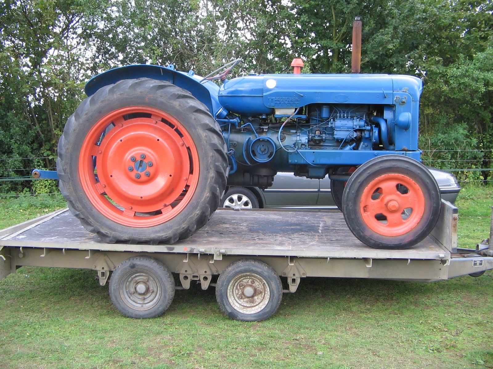 Fordson Major Diesel Picture 14 Reviews News Specs