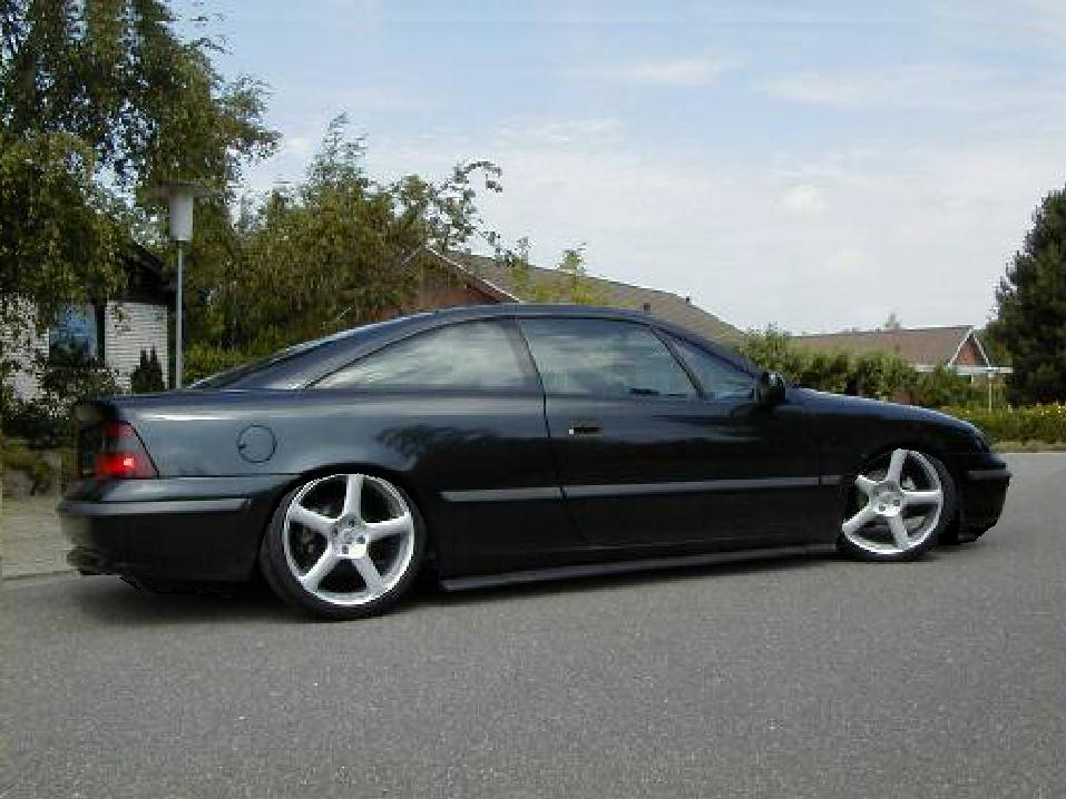 opel calibra 4 turbo - photo #33