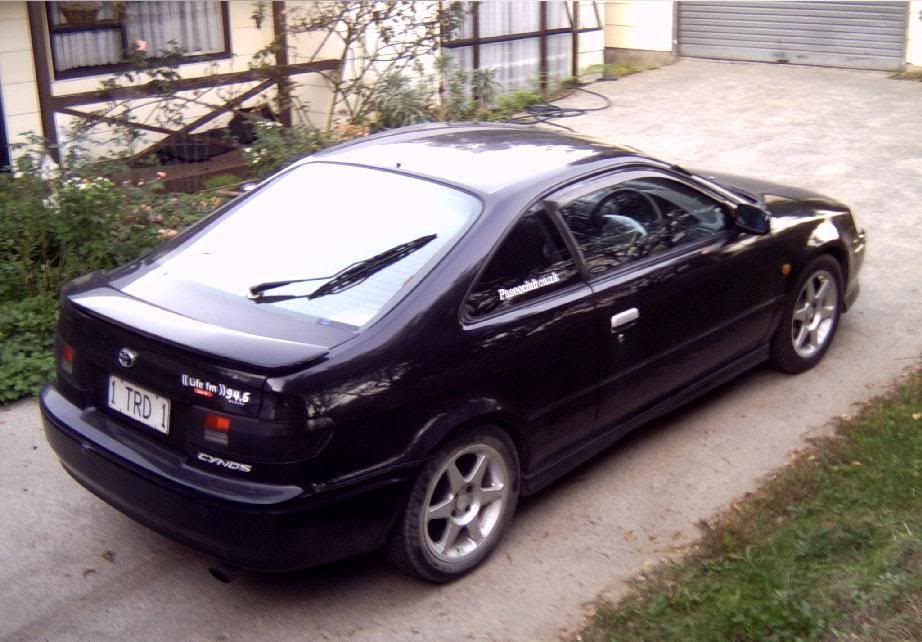Toyota Cynos Picture 14 Reviews News Specs Buy Car