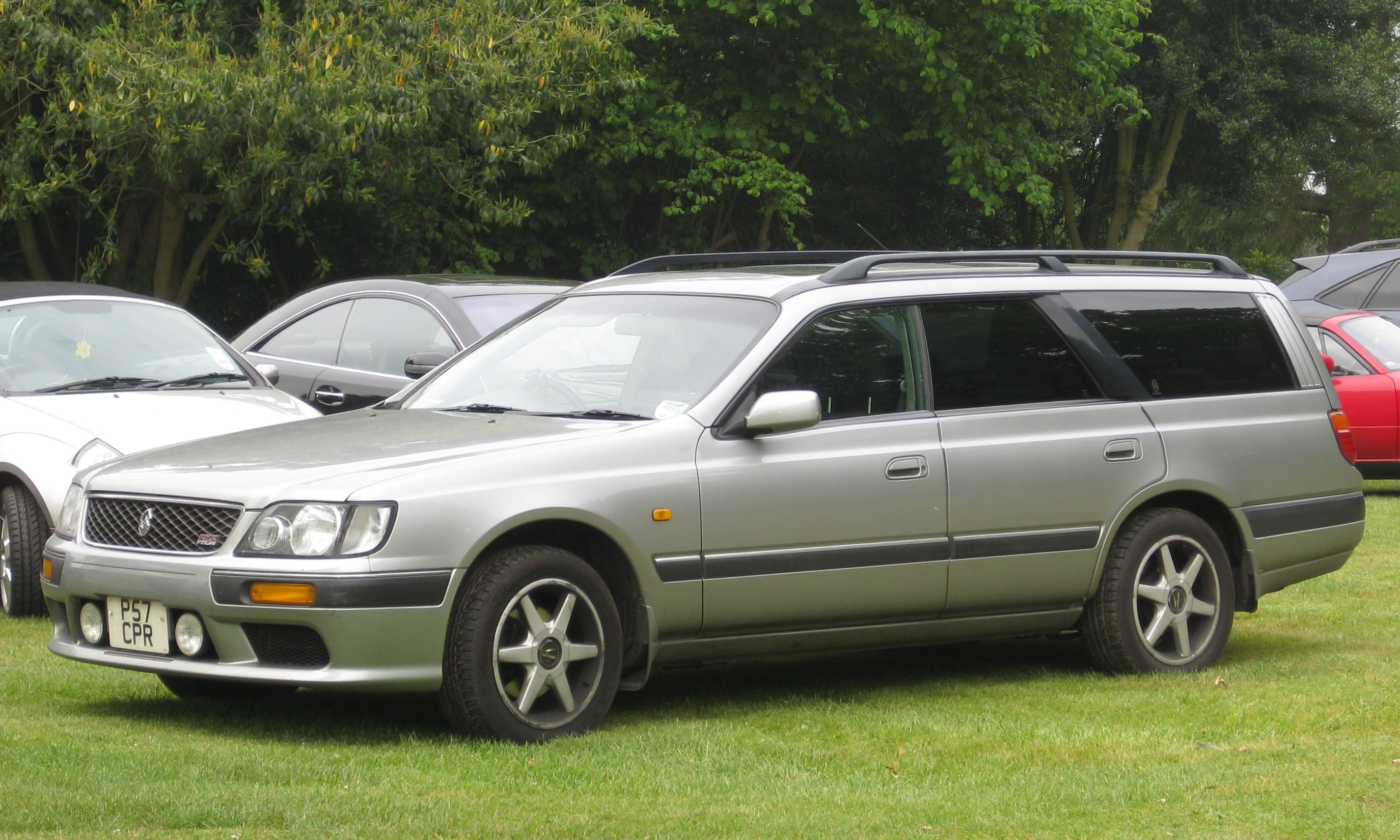 Nissan Stagea Rs Four Picture 8 Reviews News Specs