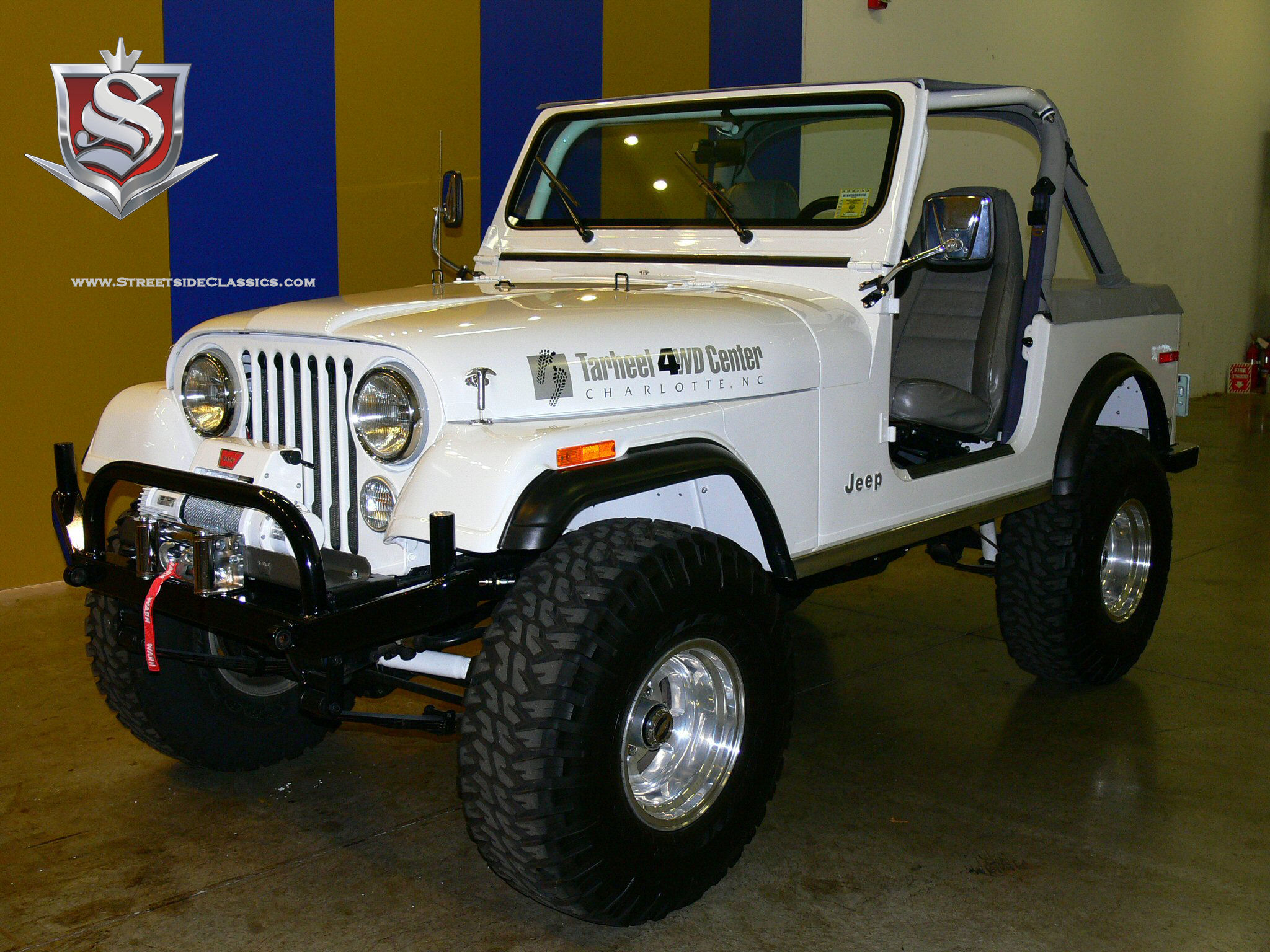 Jeep CJ7 picture 14 reviews news specs car