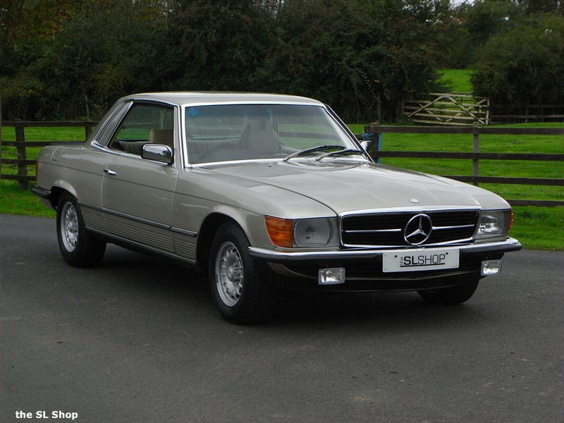 mercedes benz 380 slc picture 7 reviews news specs