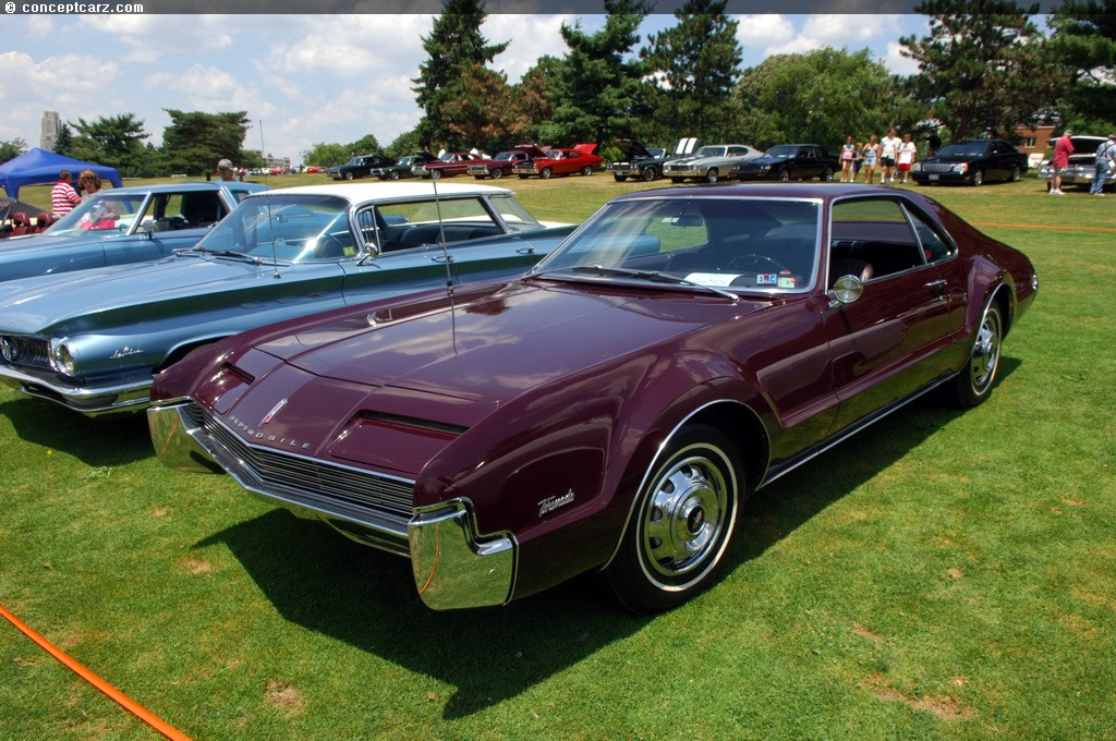 Auction Results And Data For Oldsmobile Toronado Deluxe A A
