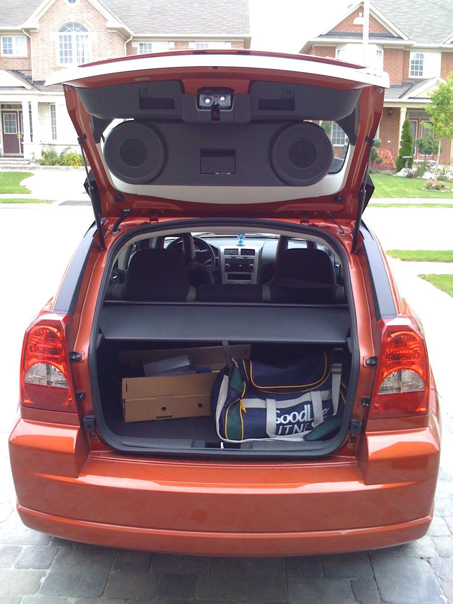 Dodge Caliber SKT:picture # 9 , reviews, news, specs, buy car