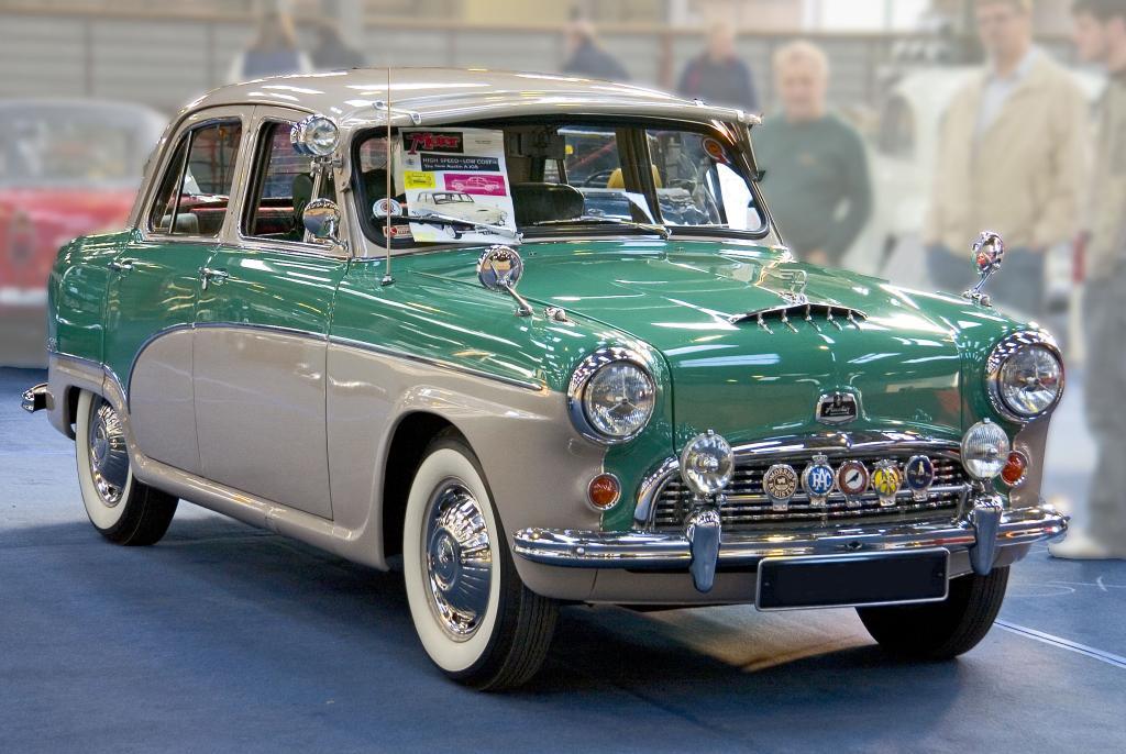 Austin A X40 Picture 4 Reviews News Specs Buy Car