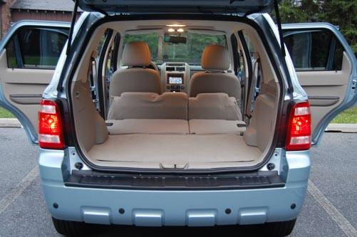 top ford escape cargo space dimensions images for. Black Bedroom Furniture Sets. Home Design Ideas