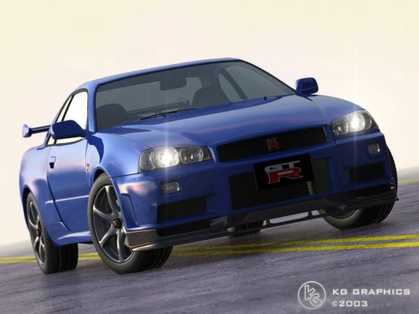 Nissan Skyline R34 Gt R V Spec Nismo Picture 11 Reviews News