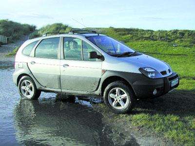 renault scenic rx4 picture 6 reviews news specs buy car. Black Bedroom Furniture Sets. Home Design Ideas