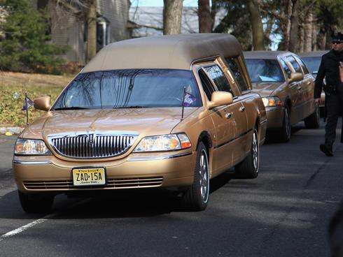 Lincoln Continental Town Car Hearse Picture 13 Reviews News