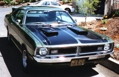 Plymouth Demon