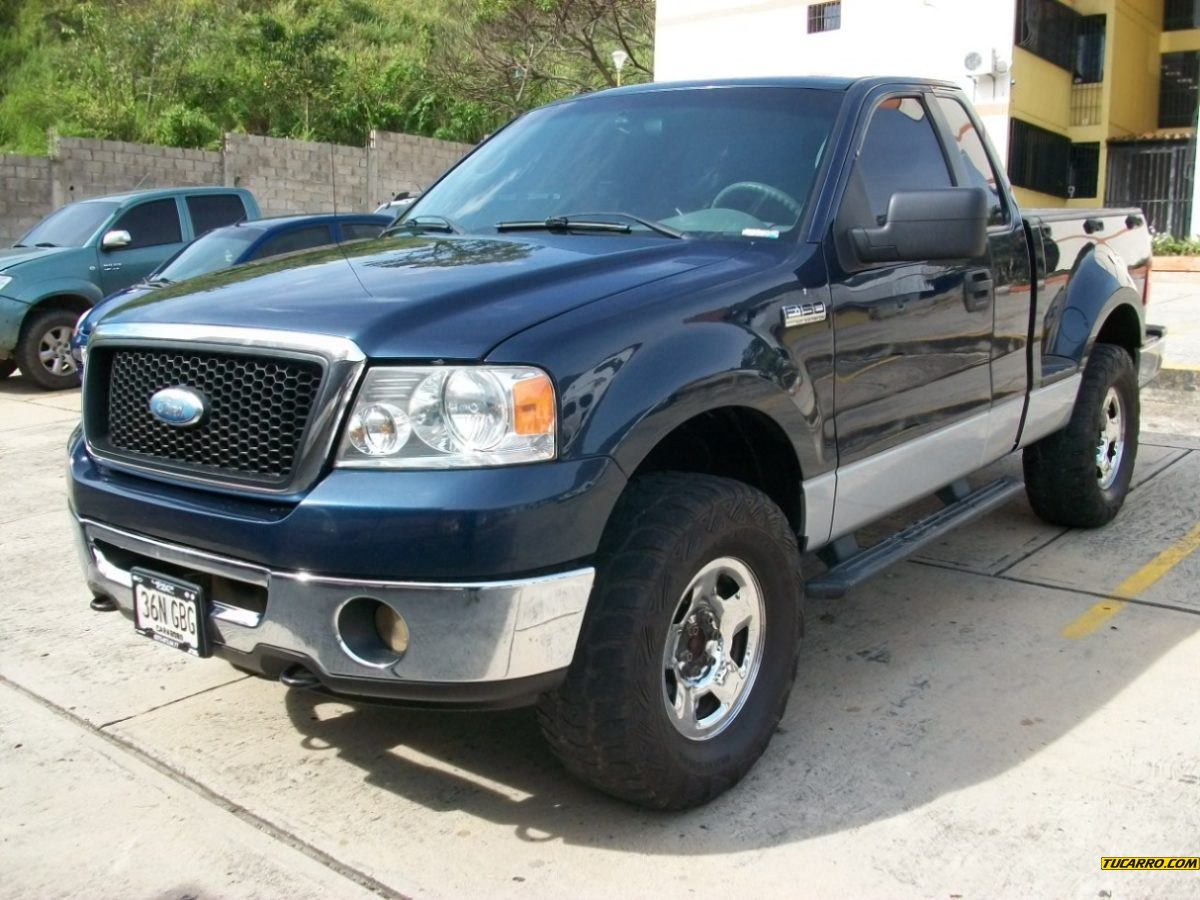 Ford F 150 Triton Photos Reviews News Specs Buy Car