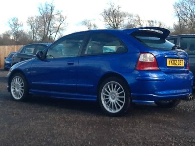 mg zr 160 vvc sports hatch picture 2 reviews news specs buy car. Black Bedroom Furniture Sets. Home Design Ideas