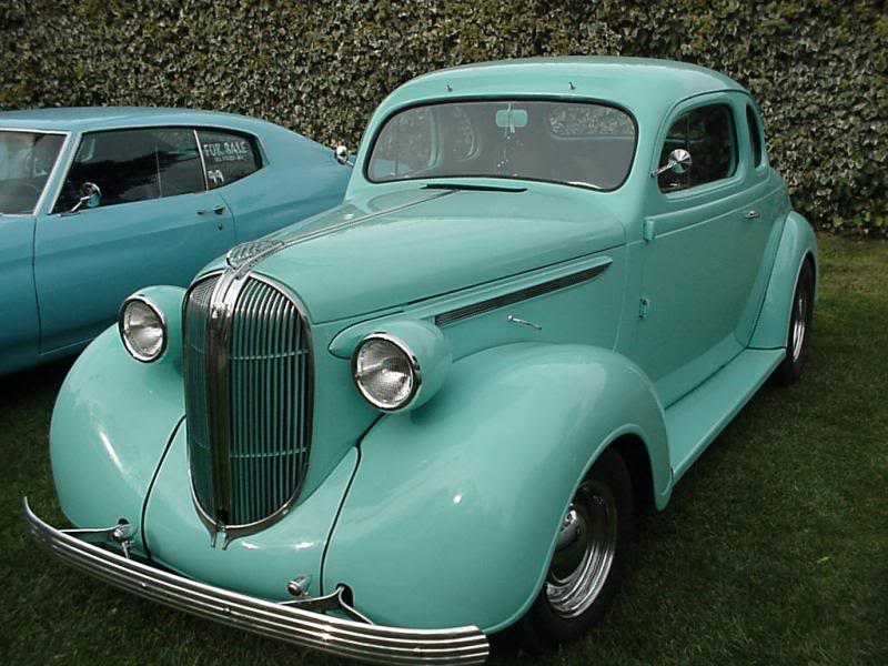 Dodge D-17 Special Business Coupe