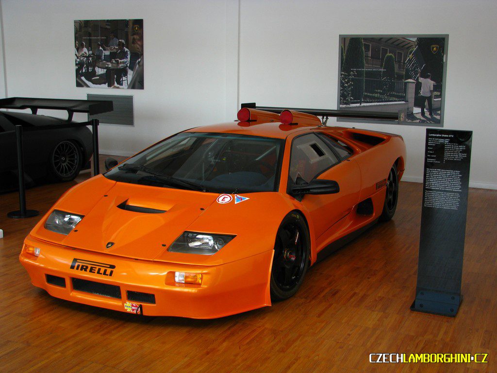 Lamborghini Diablo Gt2 Picture 10 Reviews News Specs Buy Car