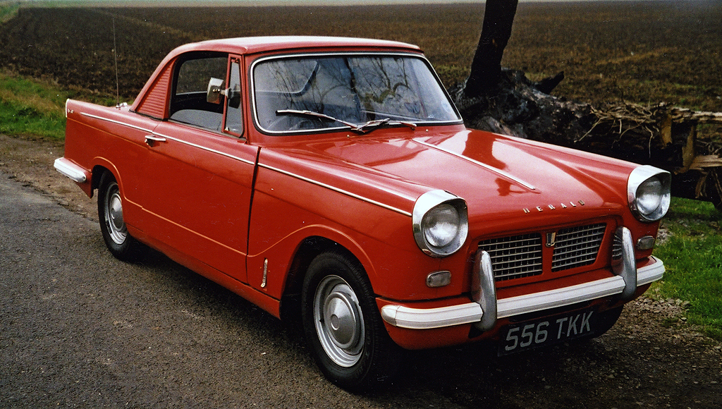 Triumph Herald Picture 15 Reviews News Specs Buy Car