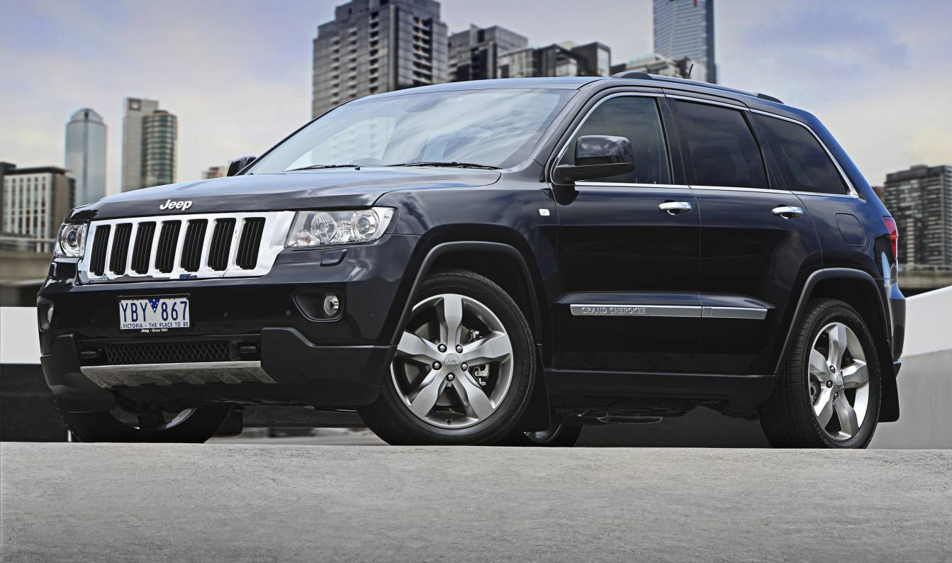 jeep grand cherokee limited v8 picture 14 reviews news specs buy car. Black Bedroom Furniture Sets. Home Design Ideas