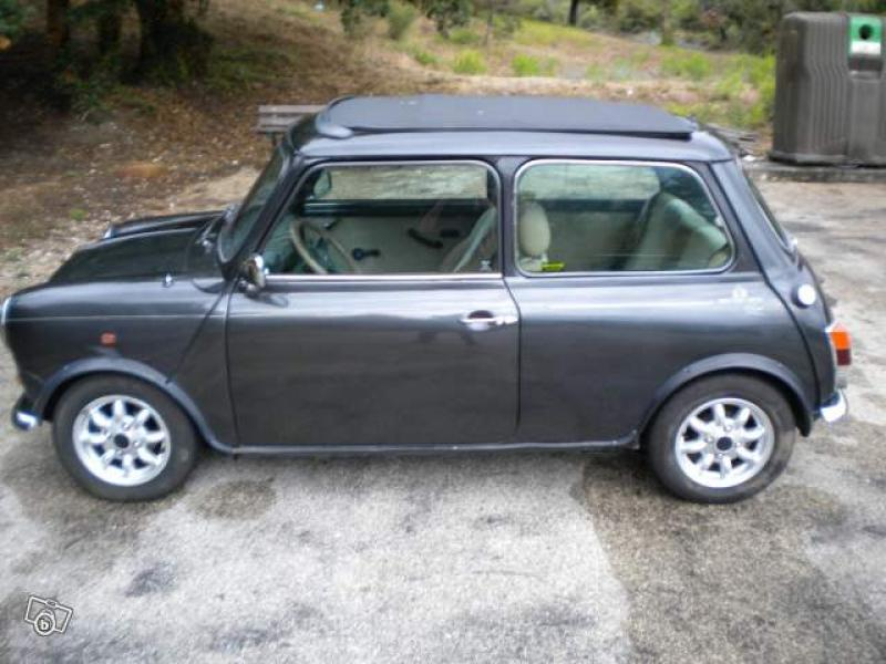 austin mini 1300 picture 14 reviews news specs buy car. Black Bedroom Furniture Sets. Home Design Ideas