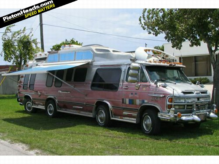 Gmc camper van picture 5 reviews news specs buy car
