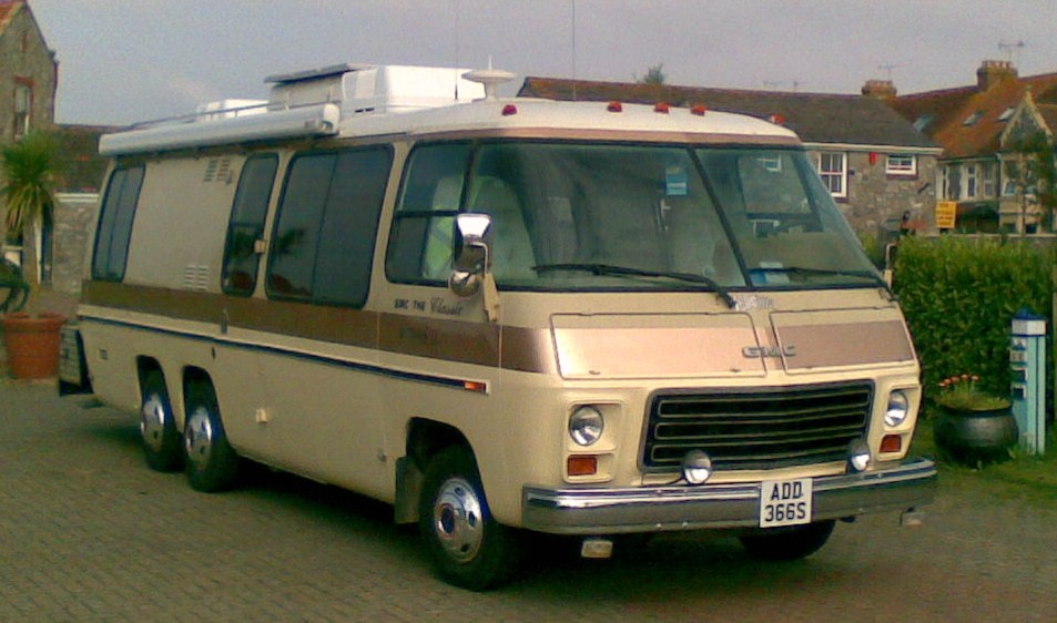 Gmc camper van photos reviews news specs buy car for Classic american homes reviews