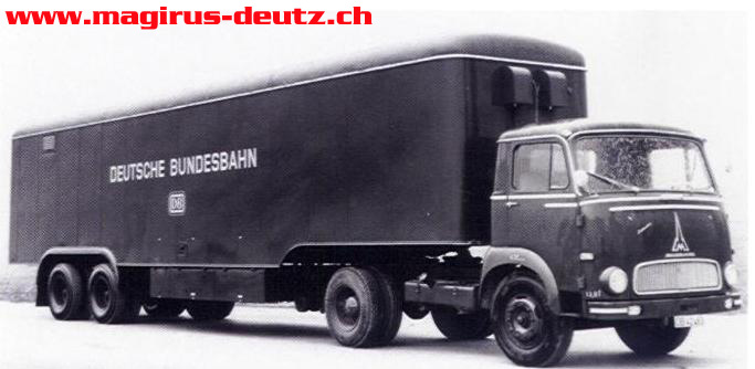 Magirus-Deutz Saturn
