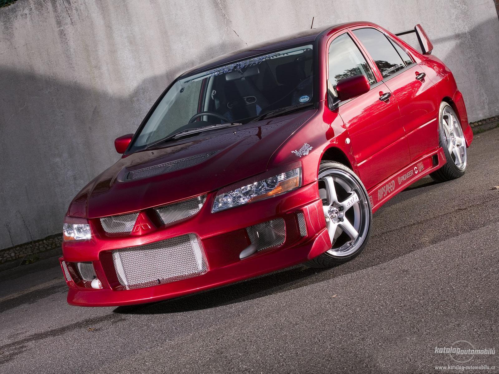 Mitsubishi lancer evo bazar