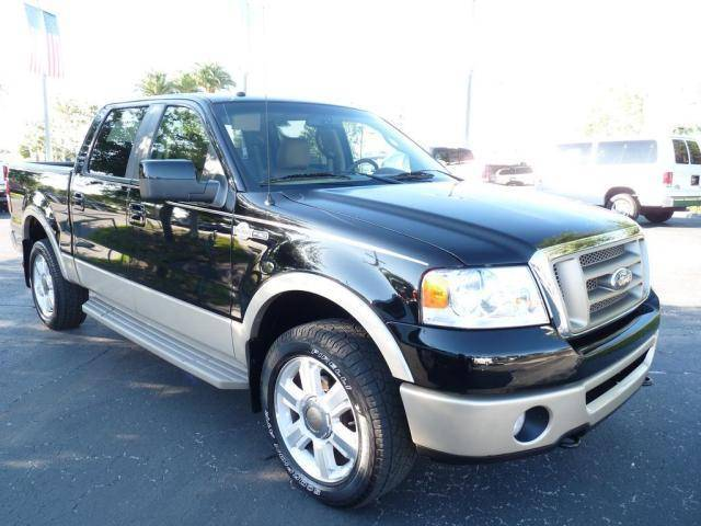 ford f 150 king ranch edition crew cab photos reviews news specs buy car. Black Bedroom Furniture Sets. Home Design Ideas