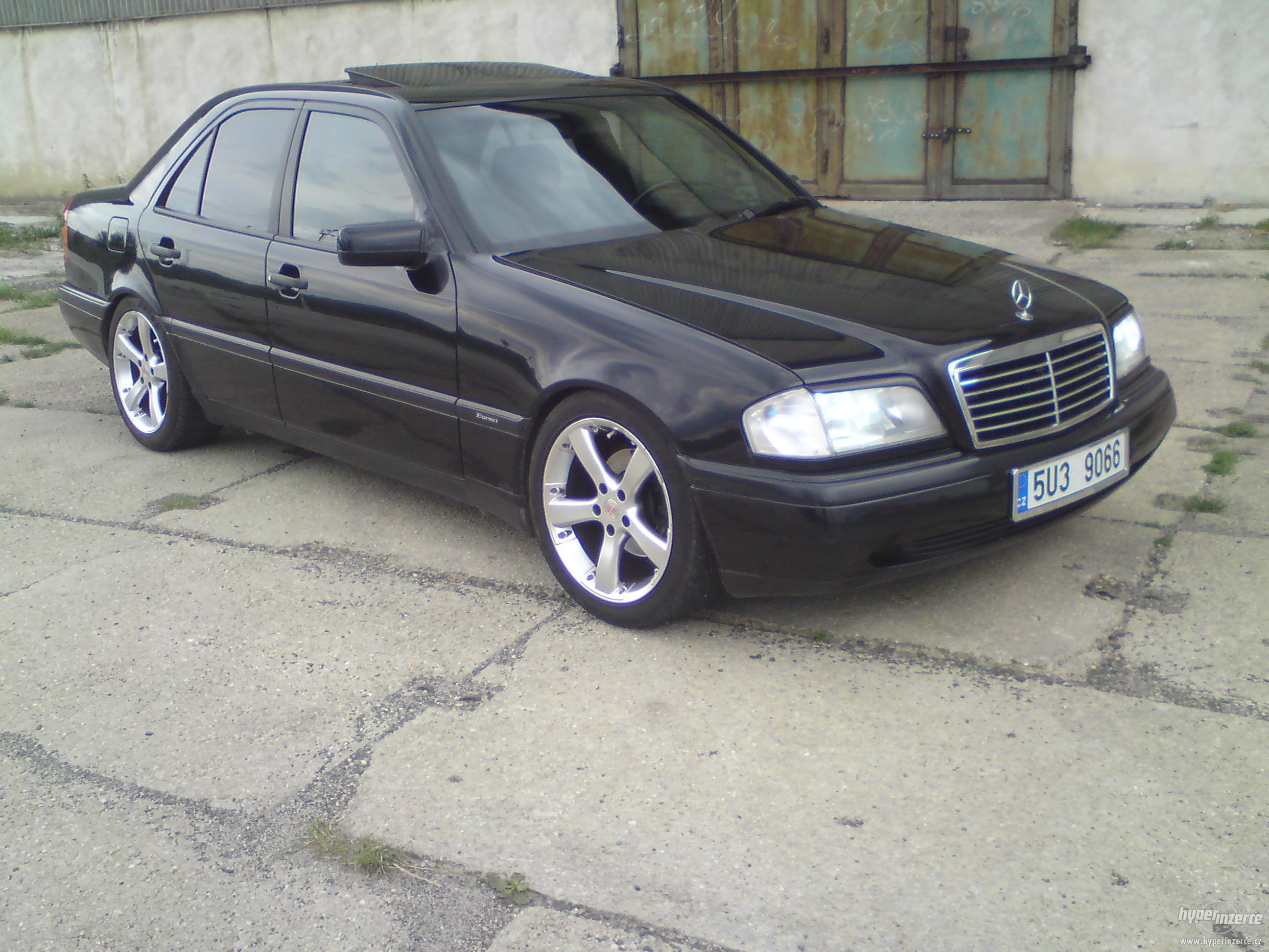 Mercedes benz c180 esprit photos reviews news specs for Buy a mercedes benz