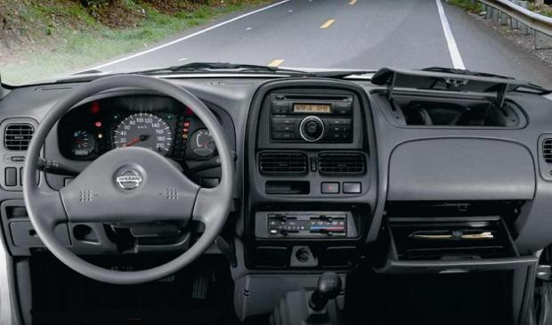 Nissan NP300 Frontier:picture # 4 , reviews, news, specs ...