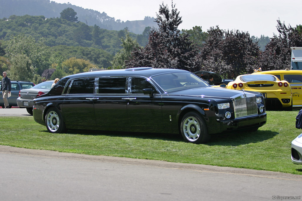 Rolls Royce Phantom Limousine Picture 6 Reviews News