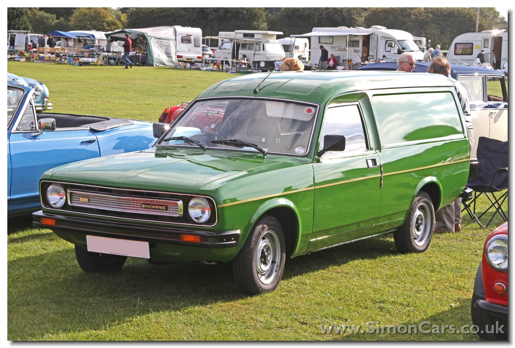 Morris marina van picture 11 reviews news specs buy car
