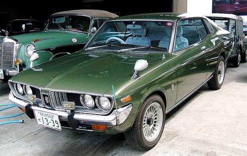 Toyota Corona Mark Ii Picture 4 Reviews News Specs