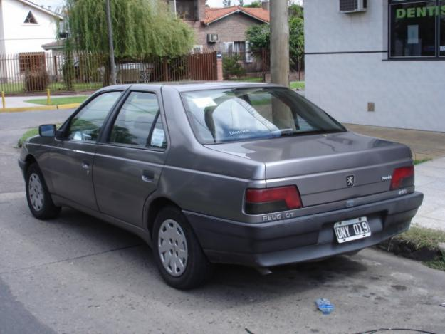 Peugeot 405 Style Photos Reviews News Specs Buy Car