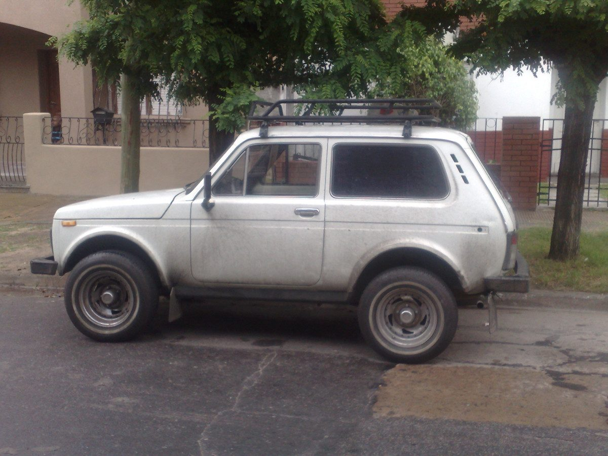 Lada Niva For Sale Usa Http Www Pic2fly 1995 Lada Niva
