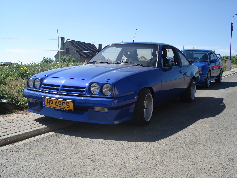 Opel Manta Gsi Picture 10 Reviews News Specs Buy Car
