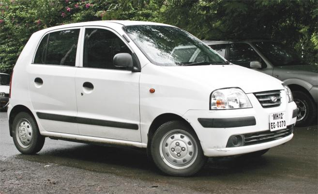 Hyundai Santro Xing Picture 13 Reviews News Specs