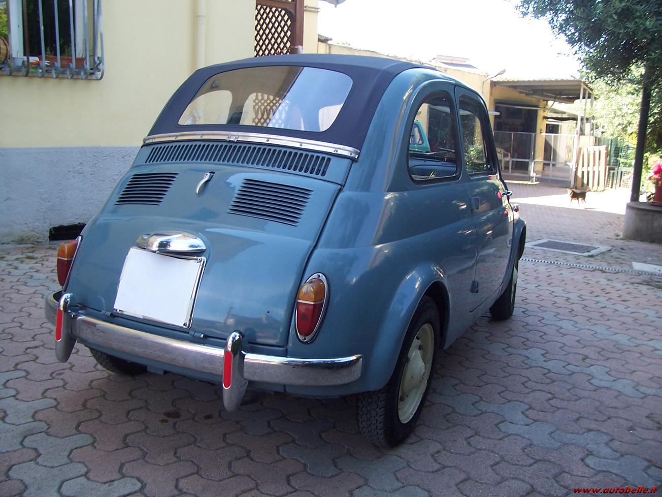 Fiat 500n Picture 7 Reviews News Specs Buy Car