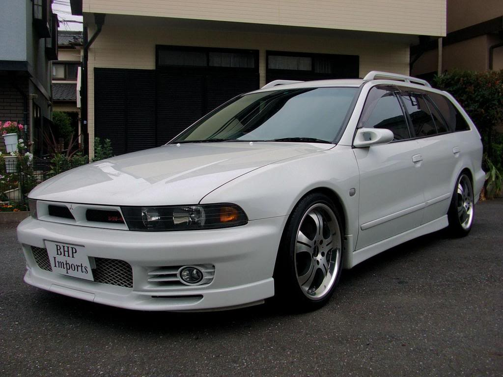 Mitsubishi Galant VR4:picture # 15 , reviews, news, specs, buy car