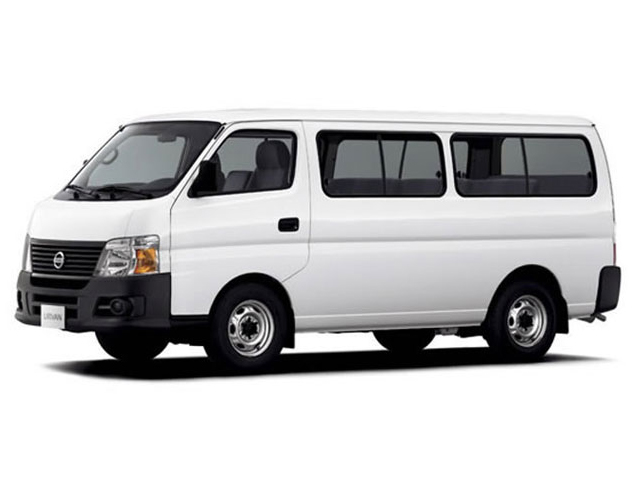 Nissan Urvan Picture 10 Reviews News Specs Buy Car