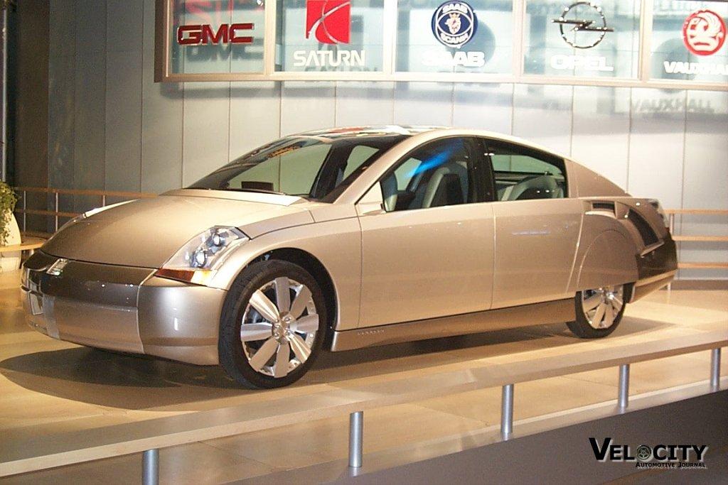 General motors precept concept car photos reviews news for General motors new cars