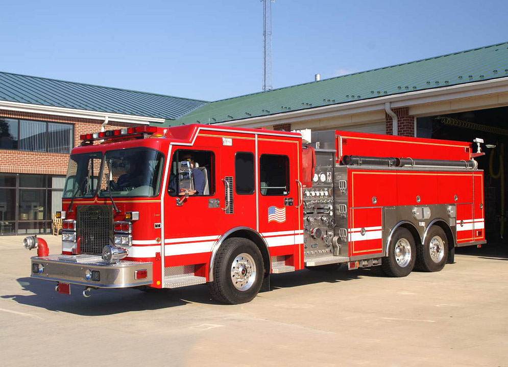 Used Fire Trucks : Used fire trucks for sale autos we