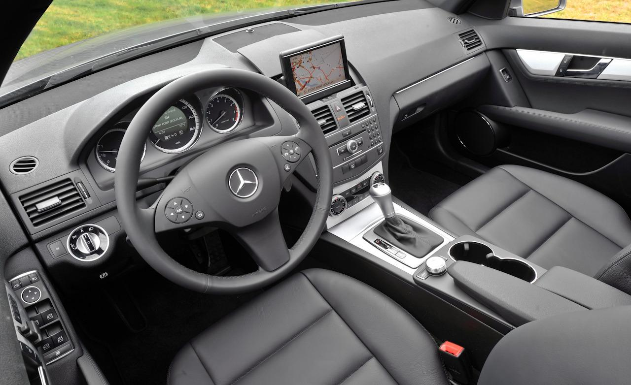 Mercedes Benz C300 4Matic Photos Reviews News Specs