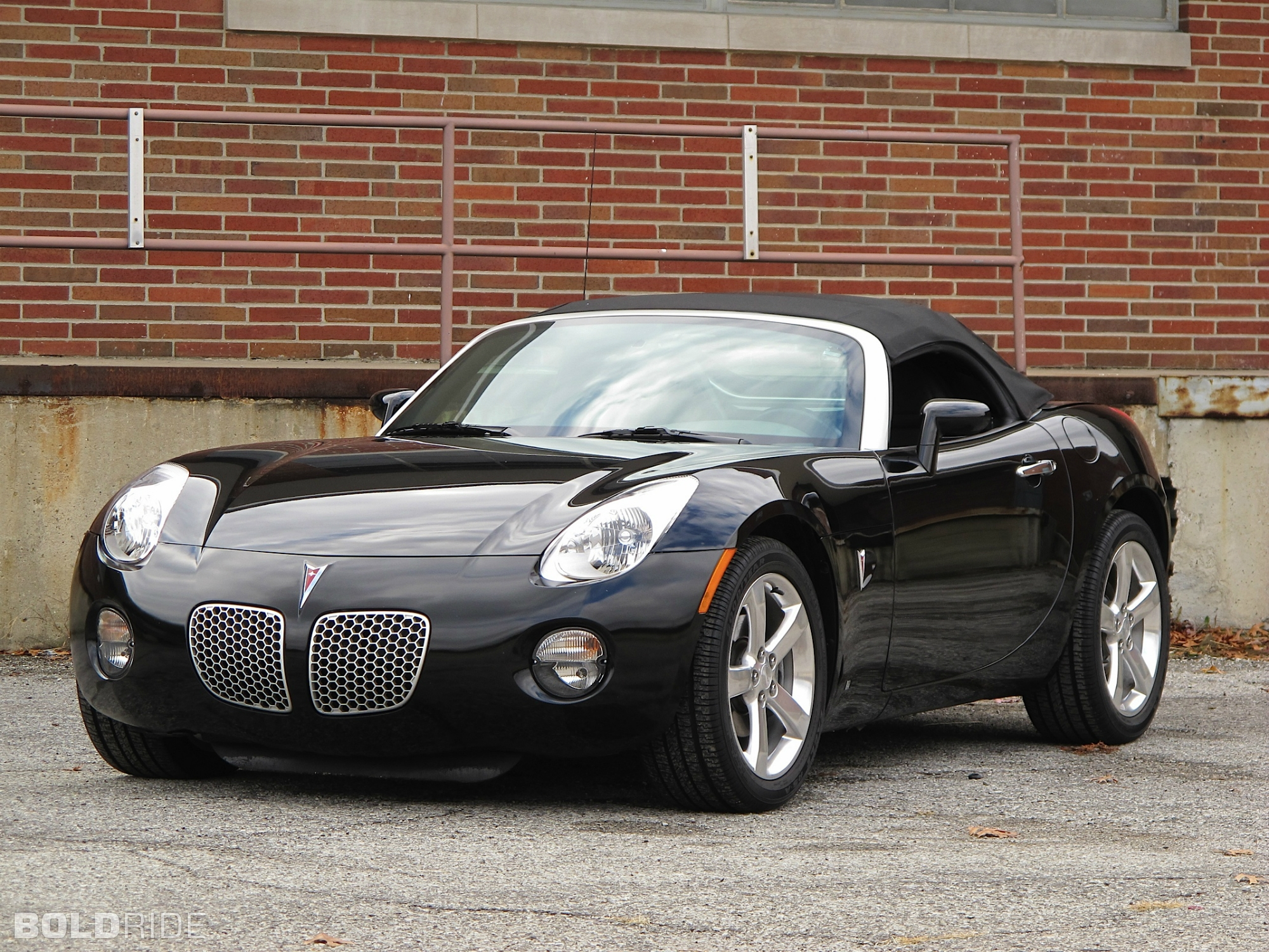 Pontiac Solstice Roadster Picture 15 Reviews News