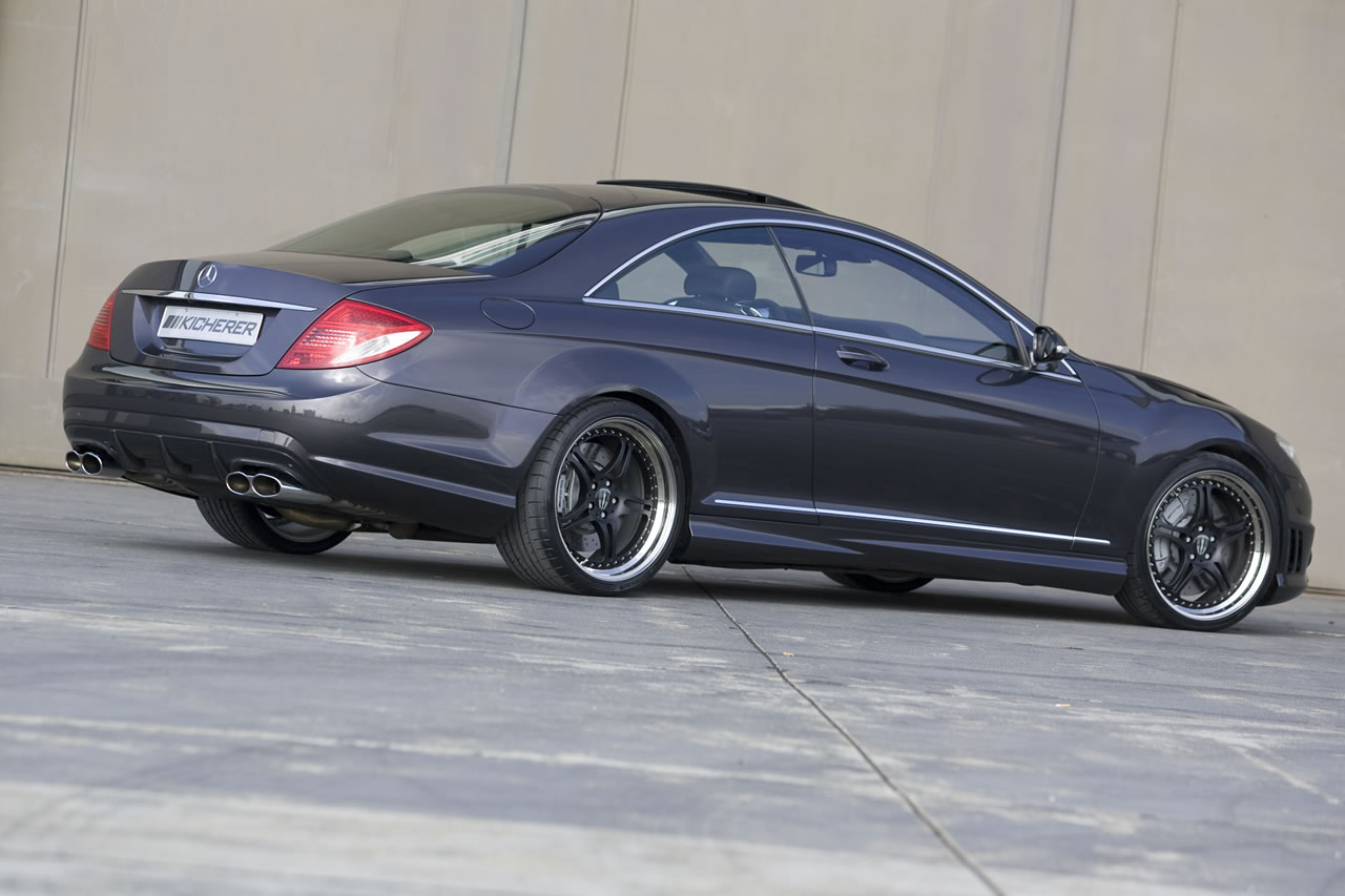 Mercedes benz cl 600 photos reviews news specs buy car for Mercedes benz specs