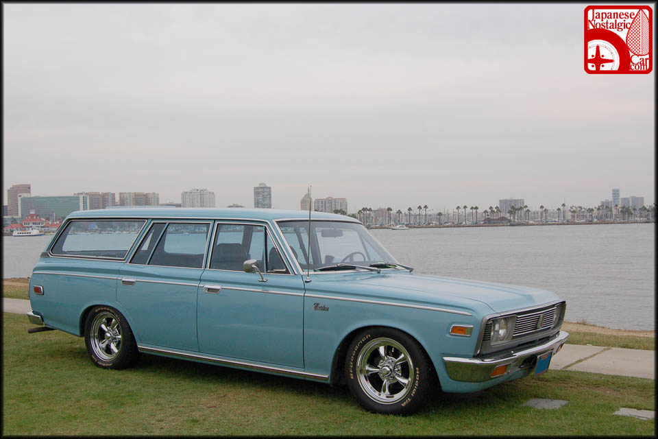 Toyota Crown Station Wagon:picture # 6 , reviews, news, specs, buy car