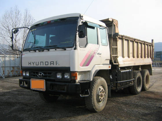 hyundai 15 ton truck photos reviews news specs buy car. Black Bedroom Furniture Sets. Home Design Ideas