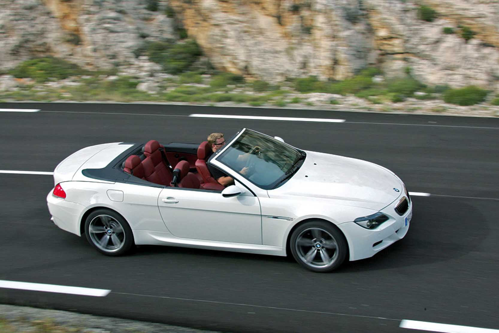 bmw m6 cabriolet picture 8 reviews news specs buy car. Black Bedroom Furniture Sets. Home Design Ideas