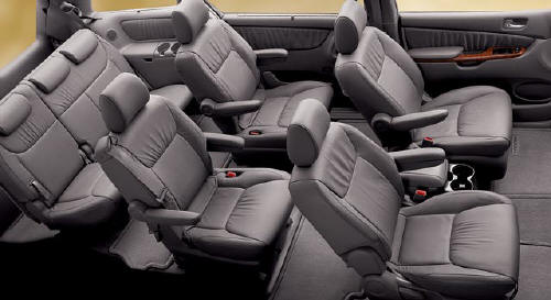 2015 Toyota Highlander Xle >> Toyota Sienna XLE:picture # 8 , reviews, news, specs, buy car
