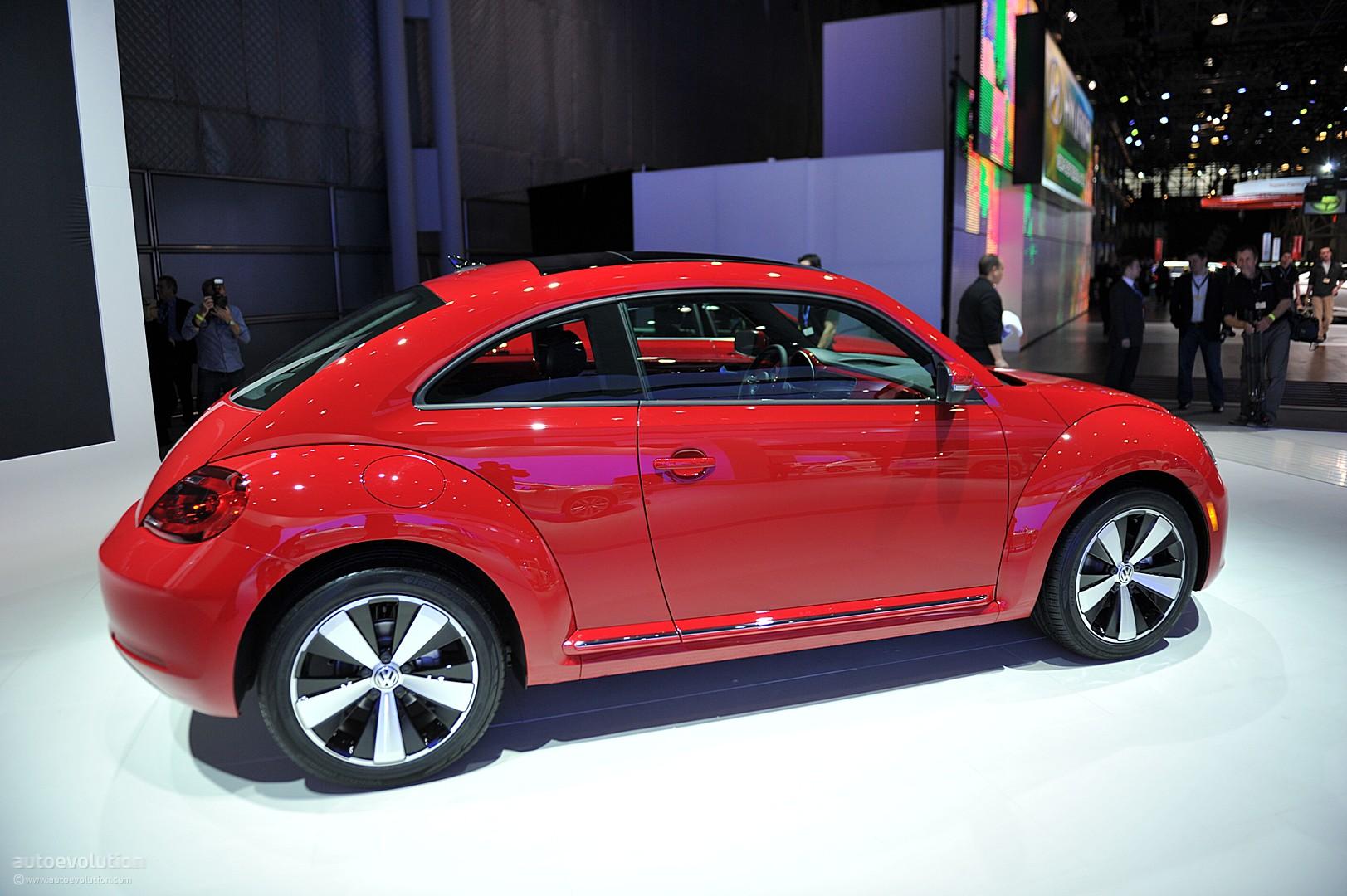 Volkswagen Beetle 20 Picture 7 Reviews News Specs